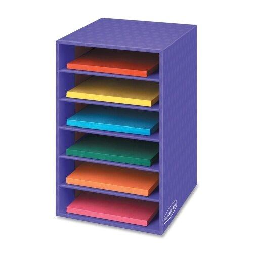 Fellowes Mfg. Co. Bankers Box 6 Shelf Organizer