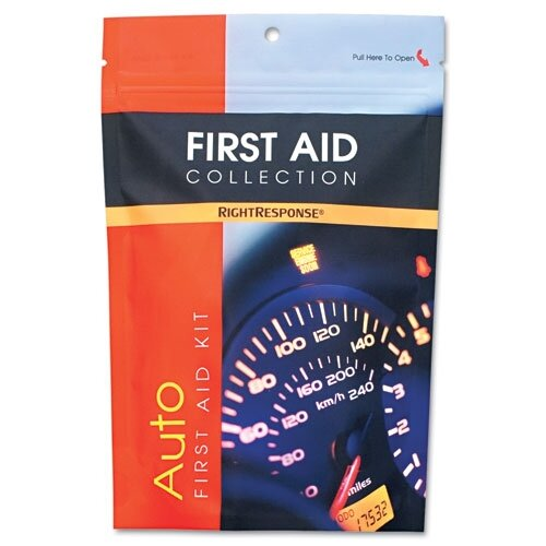 First Aid Only™ Rightresponse Auto First Aid Kit,