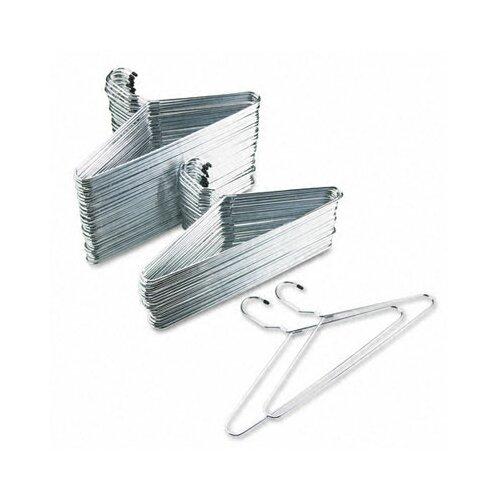 Generations® Safco Chrome Hangers, 100/Carton