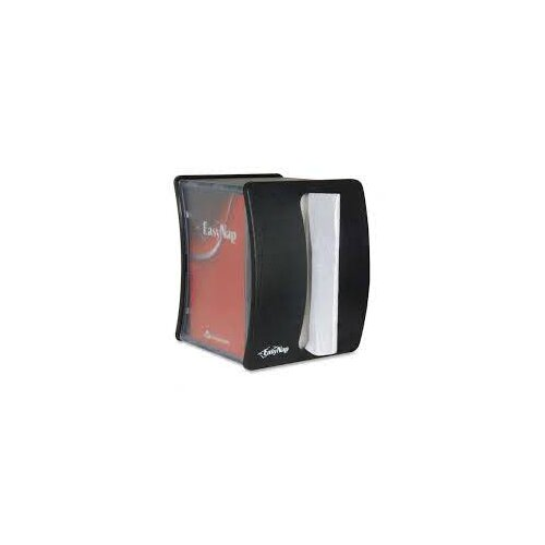 Georgia Pacific easy nap Napkin Dispenser in Black