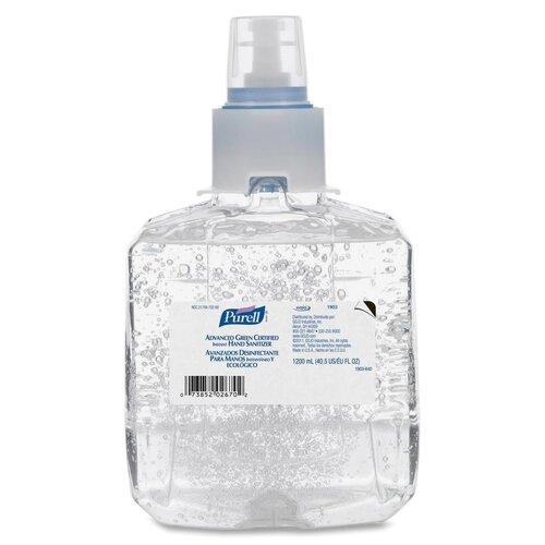 GOJO Industries Gel Hand Sanitizer Refill - 1200 ml