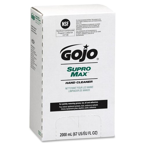 GOJO Industries  Supromax Lotion Hand Cleaner - 2000 ml