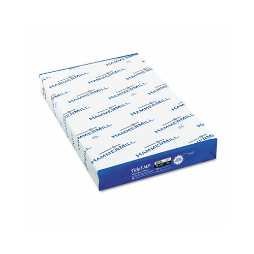 Hammermill Tidal Mp Copy Paper, 92 Brightness, 20Lb, 11 X 17, 500 Sheets/Ream