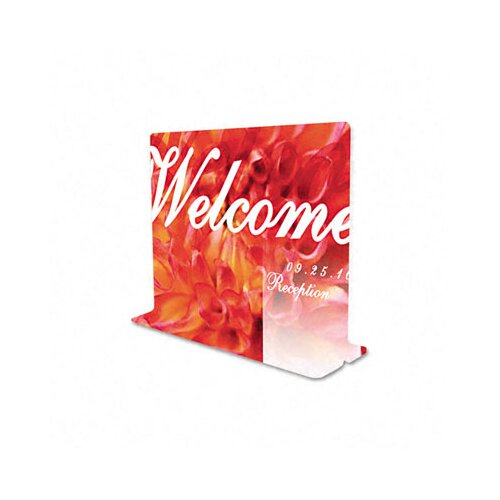 Deflect-O Corporation Superior Image Premium Edge Sign Holder
