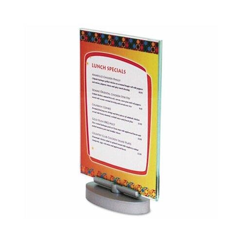 Deflect-O Corporation Superior Image Swivel Sign Holder