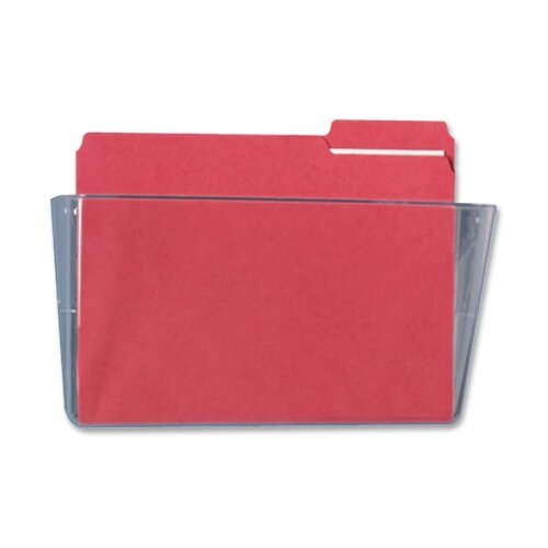 Deflect-O Corporation Letter Single Unit Wall Pocket