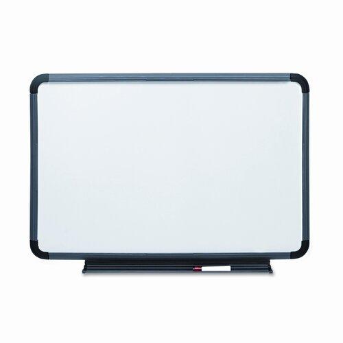Iceberg Enterprises Ingenuity Charcoal Resin Frame 2' x 3' Whiteboard