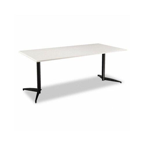 Iceberg Enterprises Officeworks Rectangular Table Base, 26W X 29H