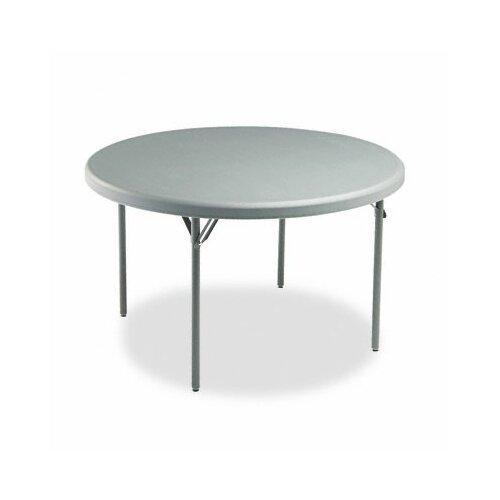 "Iceberg Enterprises Iceberg Indestruc table Too 1200 Series 48"" Round Folding Table"