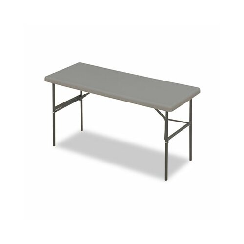 "Iceberg Enterprises Iceberg Indestruc table Too 1200 Series 60"" Rectangular Folding Table"