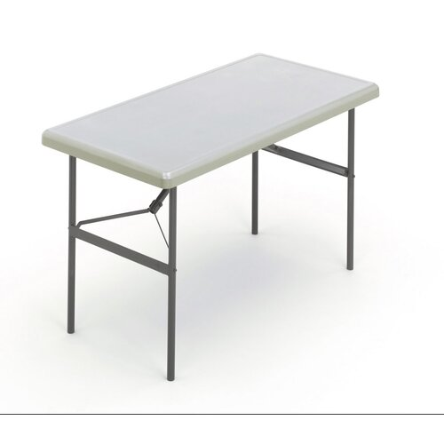 "Iceberg Enterprises Iceberg Indestruc table Too 1200 Series 48"" Rectangular Folding Table"
