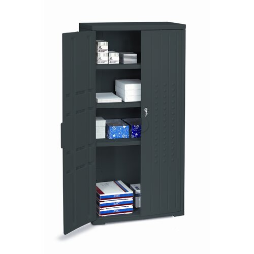"Iceberg Enterprises OfficeWorks 66"" Storage Cabinets"