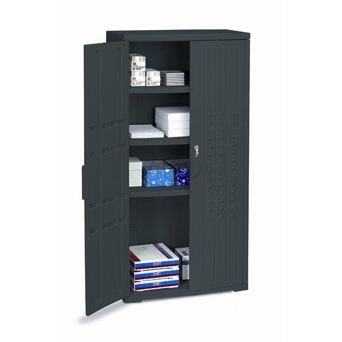 "Iceberg Enterprises 33"" Officeworks Storage Cabinet"