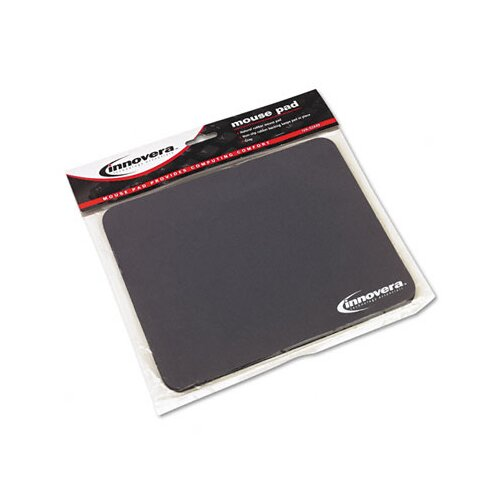 Innovera® Innovera® Rubber Mouse Pad