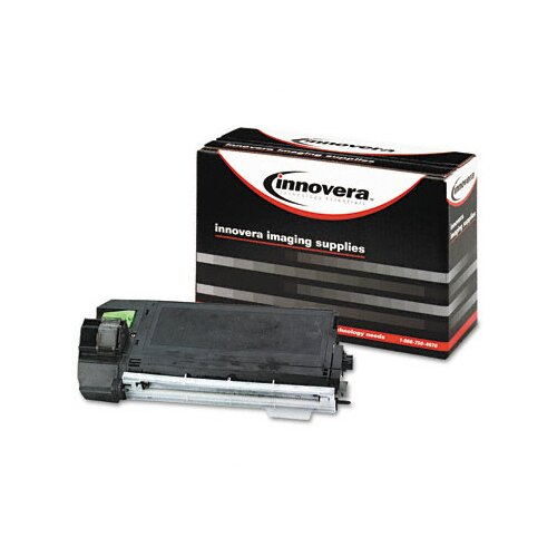 Innovera® Compatible, Remanufactured, Laser Toner, 6000 Yield