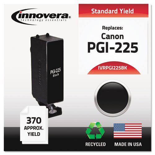 Innovera® PGI-225 Black Ink