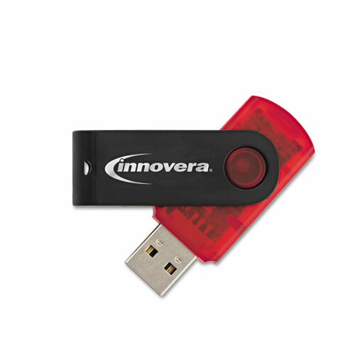 Innovera® Portable USB 2.0 16GB Flash Drive