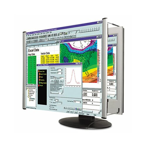 "Kantek LCD Monitor Magnifier Filter fits 17"" Lcd Screen"