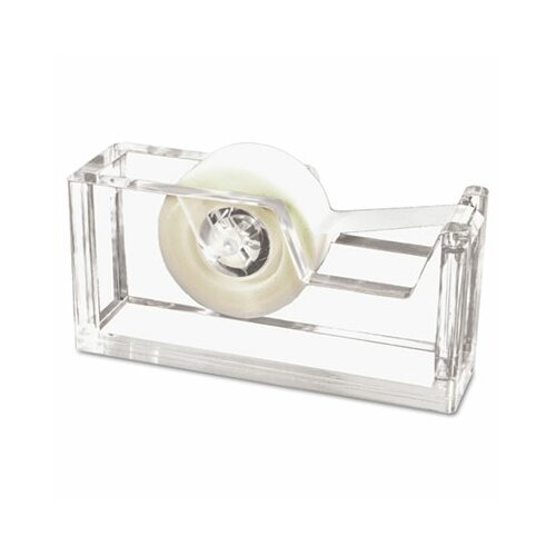 "Kantek Desktop Tape Dispenser, 1"" Core"