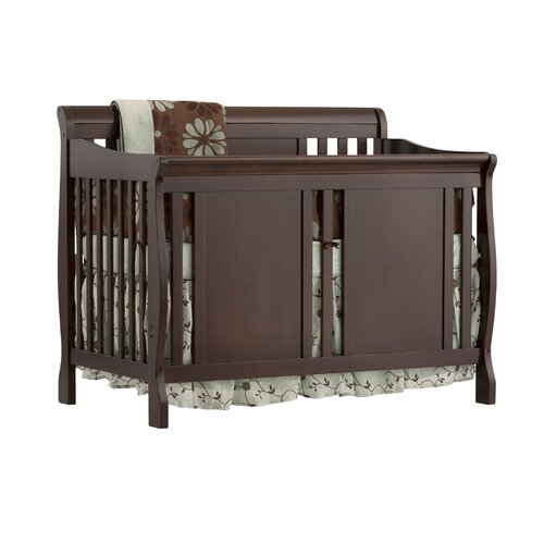 Storkcraft Verona Fixed Side Convertible Crib