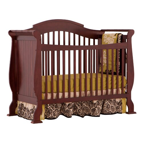 Storkcraft Valentia Fixed Side Convertible Crib