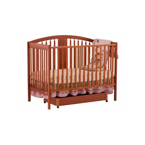 Storkcraft Hollie Fixed Side Convertible Crib