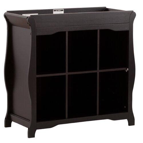 Aspen 6 Cube Organizer / Change Table