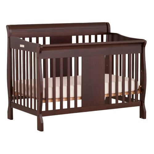 Storkcraft Calabria Fixed Side 4-in-1 Convertible Crib