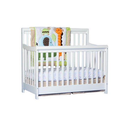 Storkcraft Cadenza Fixed Side Convertible Crib