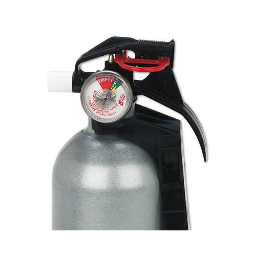 Kidde Fire and Safety Fx511 Automobile Fire Extinguisher