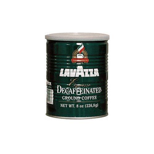 Lavazza Espresso Decaffeinato Ground Can