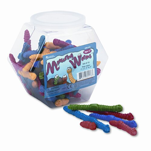 Learning Resources® Measuring Worms