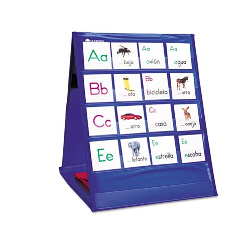 Learning Resources® Tabletop Pocket Chart