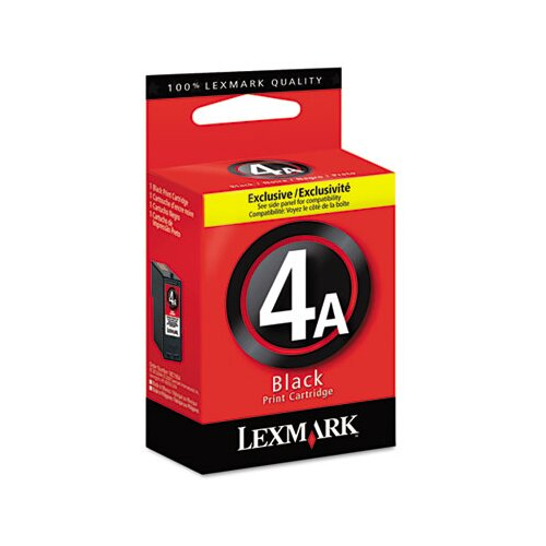 Lexmark International Ink Cartridge, 175 Page-Yield