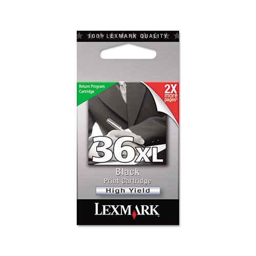Lexmark International 18C2170 36XL High-Yield Ink Cartridge