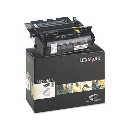 Lexmark International 64015HA High-Yield Toner, 21000 Page-Yield