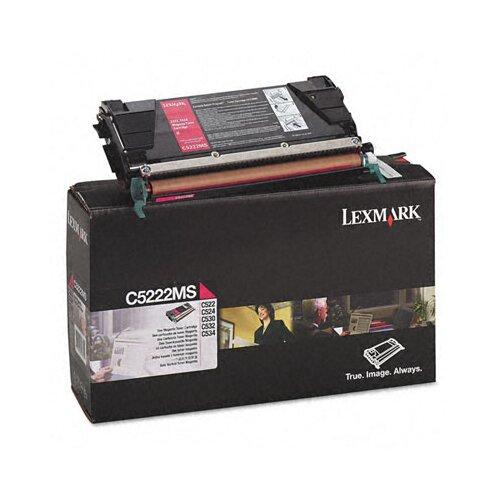 Lexmark International C5222MS Toner Cartridge, 3000 Page-Yield