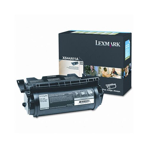 Lexmark International X644A11A Return Program Toner