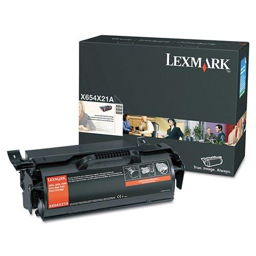 Lexmark International X65 Extra High-Yield Toner Cartridge