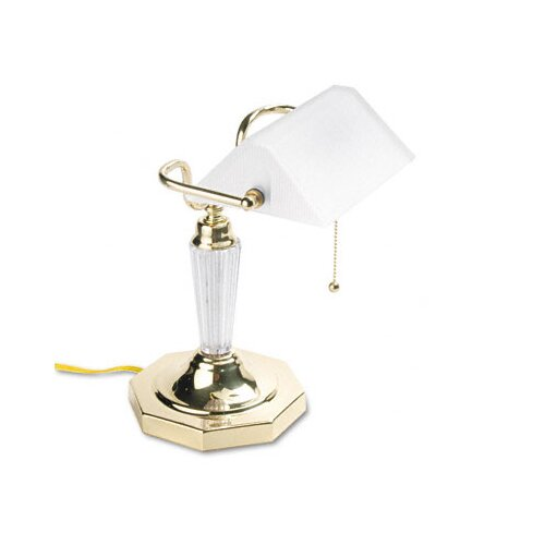 Ledu Corporation Banker's Table Lamp