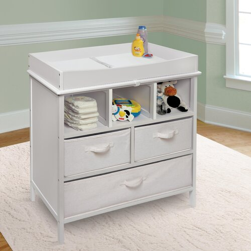 Commercial Shelf Changing Table Wayfair
