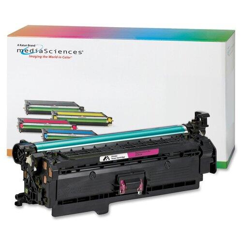 Media Sciences® Toner Cartridge, 7,000 Page Yield, Magenta