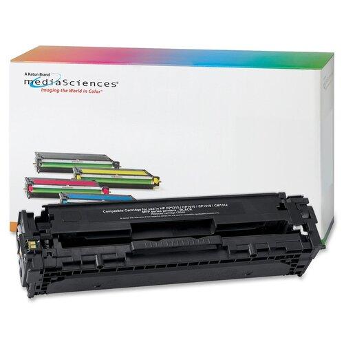 Media Sciences® Toner Cartridge, 2,000 Page Yield, Black