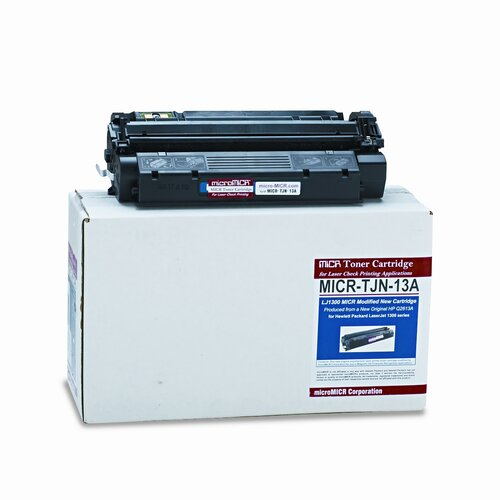 MicroMICR Corporation MICR Toner for  LJ 1300, Troy 1300, Equivalent to HEW-Q2613A