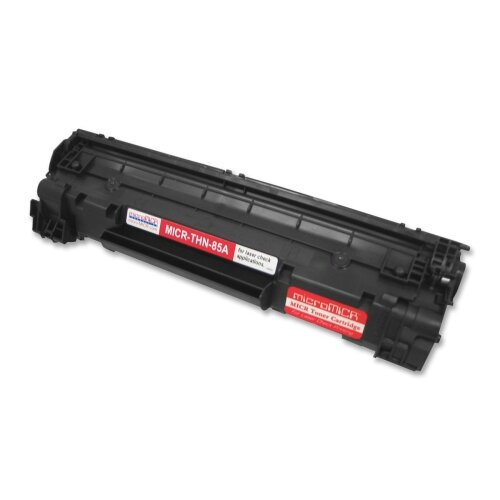 MicroMICR Corporation Toner Cartridge, New, HPPRO/P1102W, 1600 Page Yield, Black