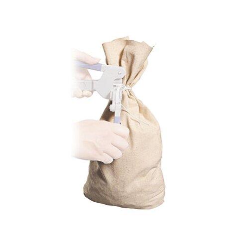 MMF Industries Heavyweight Cotton Duck Cloth Coin Bag, Seal Press