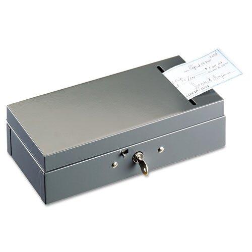 MMF Industries Steelmaster Steel Bond Box with Check Slot