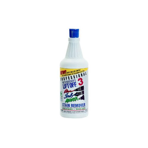 MOTSENBOCKERS LIFT-OFF Lift Off No. 3 Pen, Ink and Marker Graffiti Remover Flip-Top Bottle