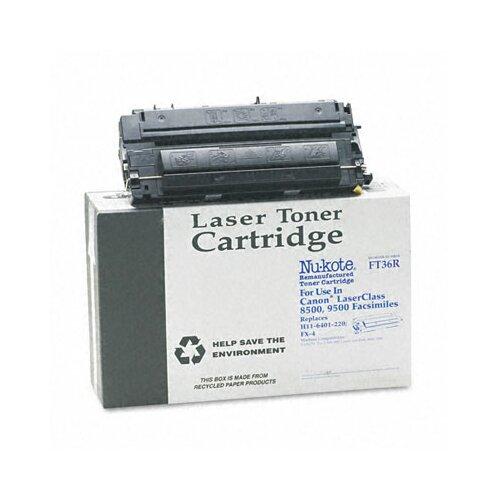 Nu-Kote® FT36R (1558A002AA) Remanufactured Laser Cartridge, Black