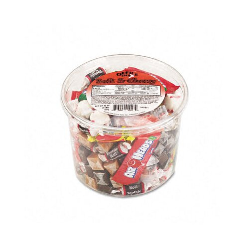 Office Snax Soft and Chewy Mix Candy Tub